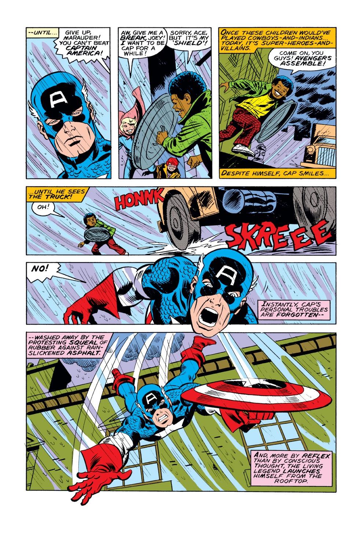 Captain America (1968) Issue #228 #142 - English 6