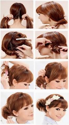 rambut twin