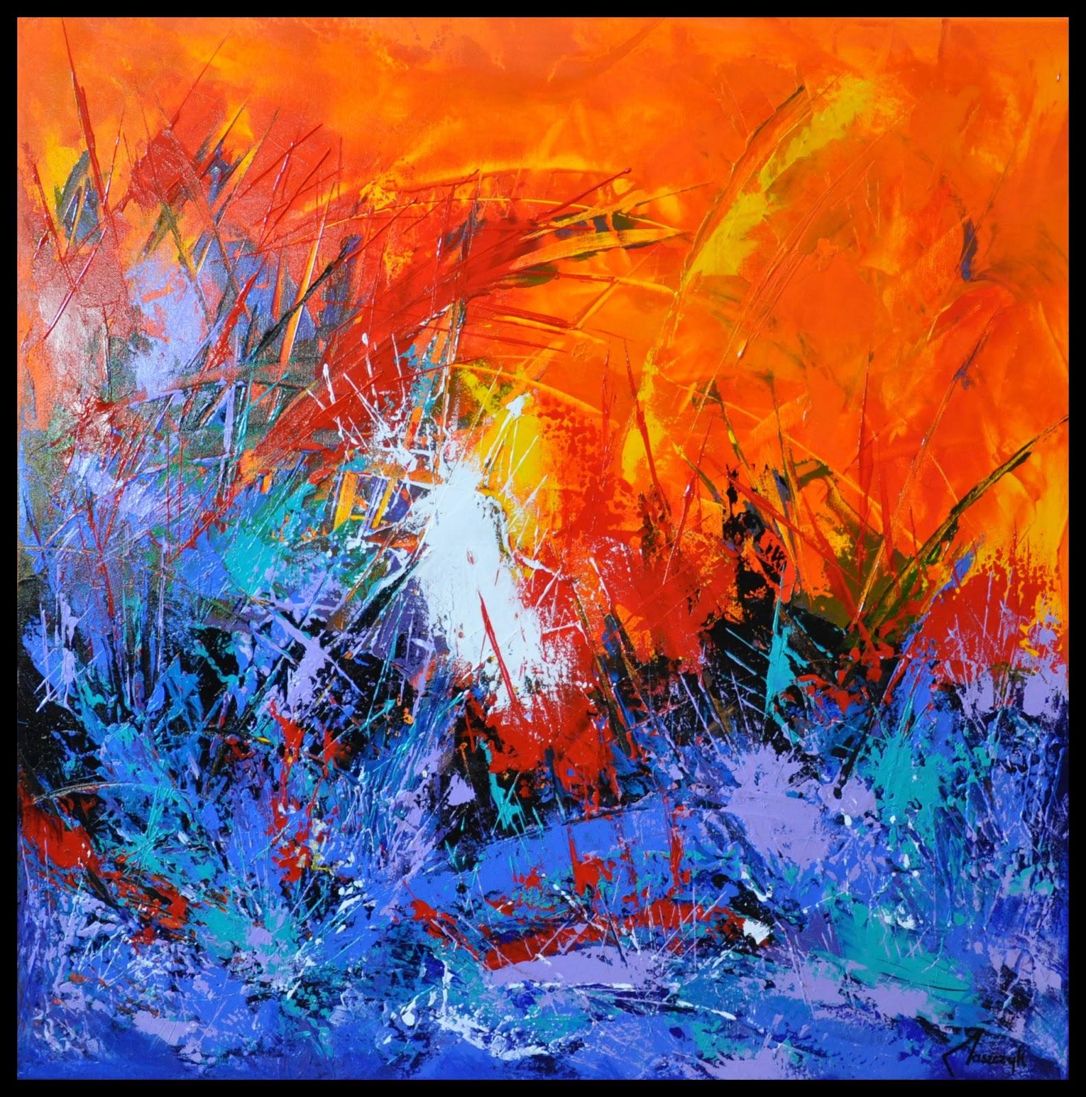 Galerie artistique b nodet f vrier 2013 for Abstraction lyrique