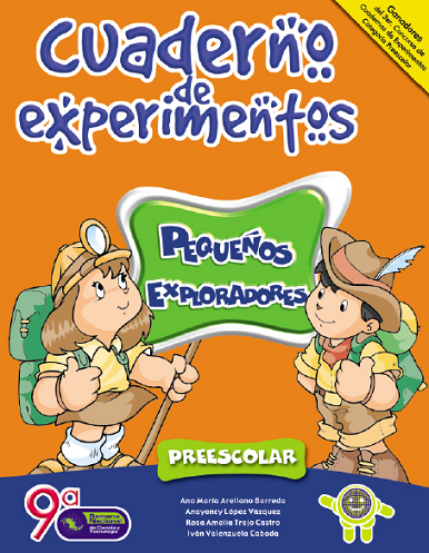 Cuaderno de Experimentos - Pequeños Exploradores