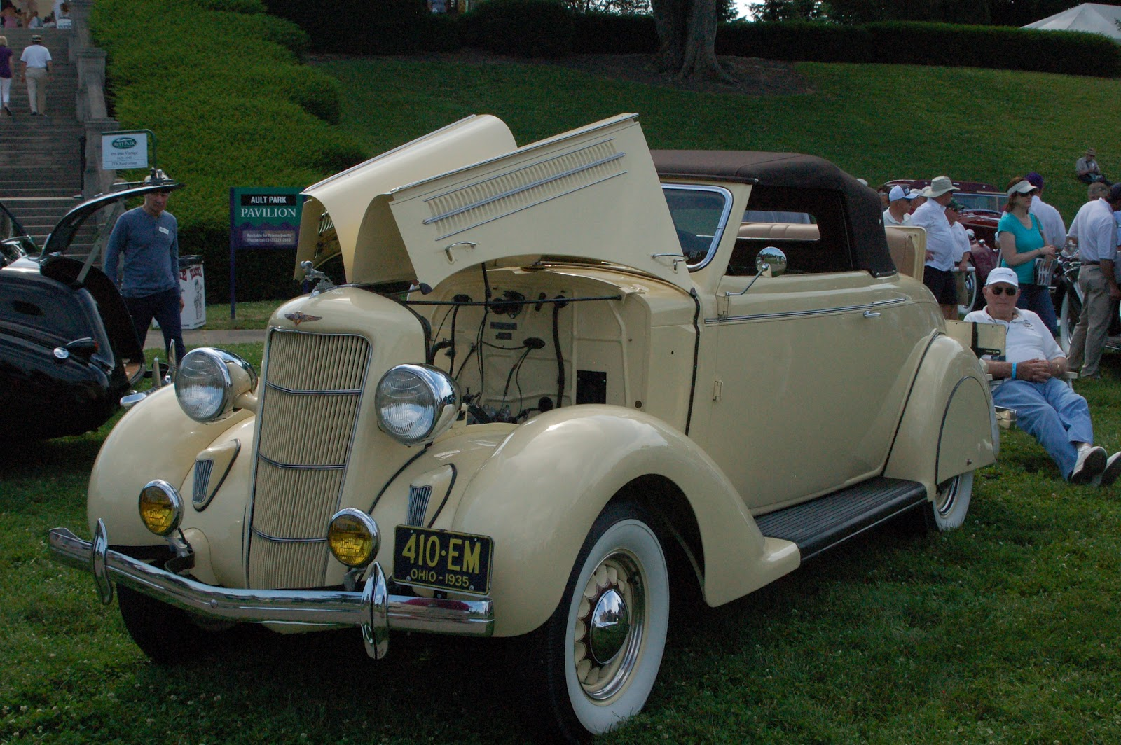 1935 Dodge DU Convertible