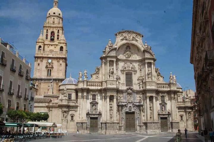 La Catedral de Murcia