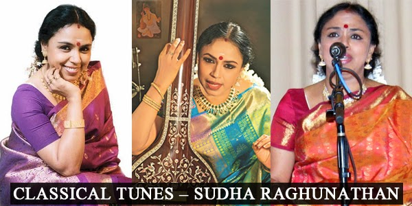 Listen to Sudha Raghunathan on Raaga.com
