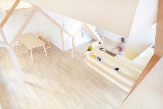 Casa H / Hiroyuki Shinozaki. Arquitectura Japonesa.