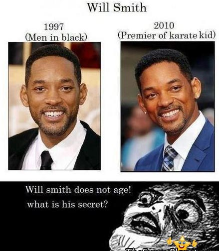 What is Will Smith Age Secret