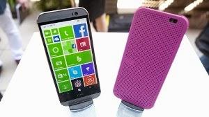 HTC One M8 versi Windows Phone