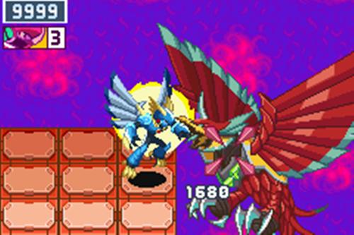 Megaman battle network 6 cybeast falzar e zip for-gameboy