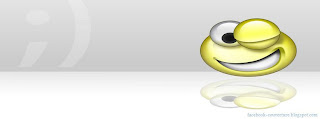 Couverture Facebook Smiley smile