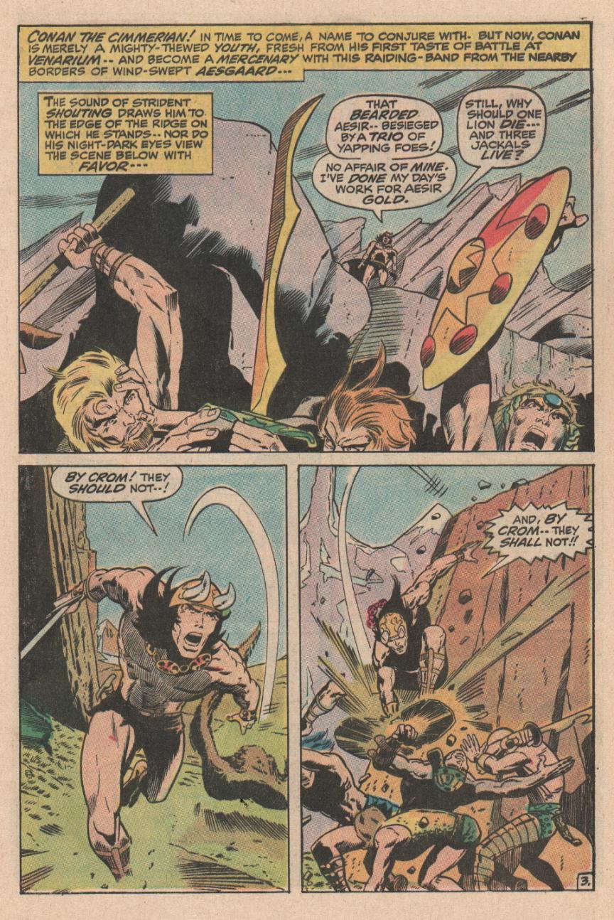 Conan the Barbarian (1970) Issue #1 #13 - English 4