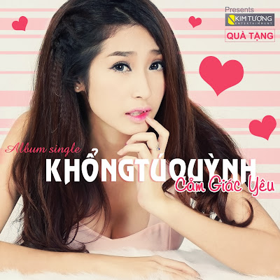Khổng Tú Quỳnh trong Album Cảm Giác Yêu 2013