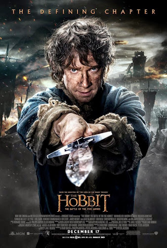 The Hobbit: The Battle of the Five Armies (BRRip 720p Dual Latino / Ingles) (2014)