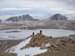 Akuifer di Mars Ditemukan Mirip di Antartika