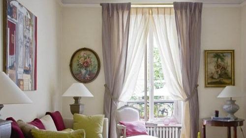 Decorar la casa con cortinas colores en casa - Como elegir cortinas ...