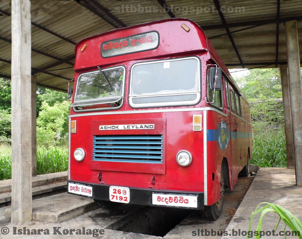 Medawachchiya Sri Lanka  city images : SLTB buses ශ්රී ලංගම බස්: SLTB Supply ...