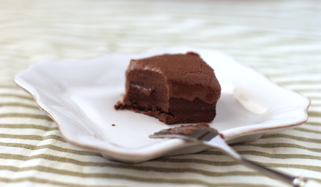 Healthy Triple Chocolate Fudge - Desserts with Benefits