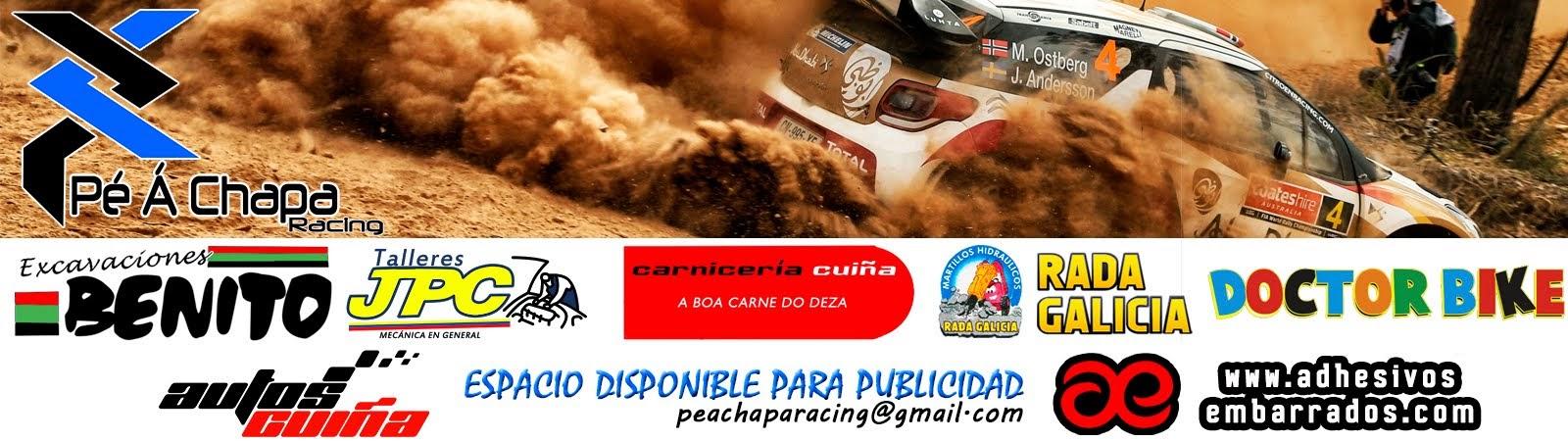 Pé Á Chapa Racing