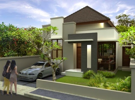 Desain Rumah Minimalis Modern Terbaru 2014