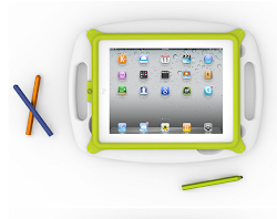 MyKidPad in Snowball White