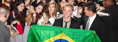Em entrevista ao Estadão, Tom Felton revela que foi dele a ideia da première de 'Relíquias da Morte - Parte 2' no Brasil | Ordem da Fênix Brasileira