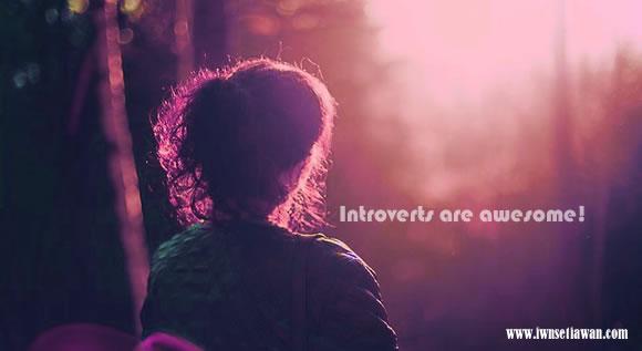 Menjadi introvert yang produktif