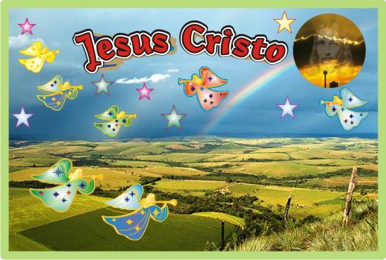 Jesus Cristo Novo Céus e Nova Terra
