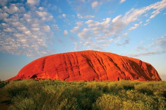 Our Own Backyard: Uluru