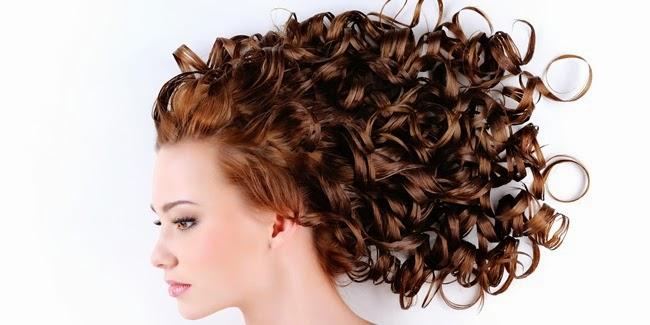 Gaya rambut untuk rambut keriting