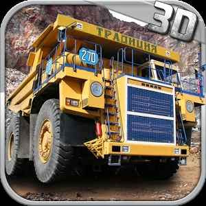 Mining Truck Parking Simulator Apk İndir