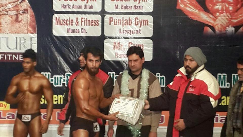 bodybuilding competition delhi