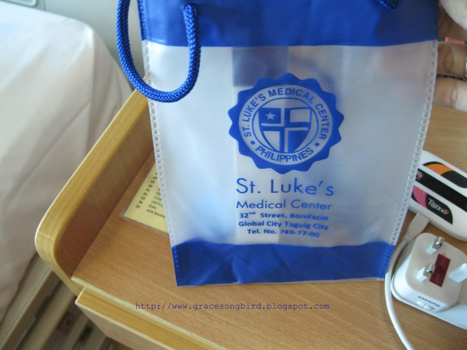 Mommy on the Go St Lukes Medical Center Global City e of the