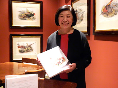 "Chef Susanna Foo signed copies of her cookbook ""Suzanna Foo Fresh Inspiration"" at A Taste & Tour of China."
