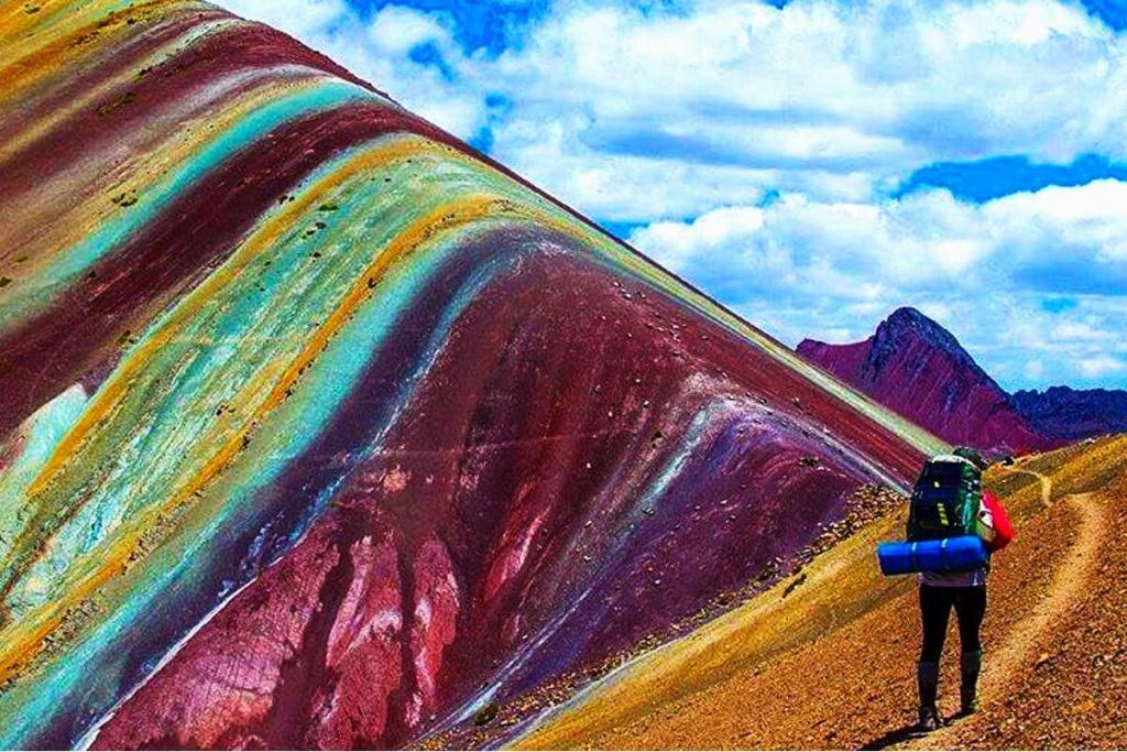 17-11-2016 La MONTAÑA de 7 colores Cusco Peru