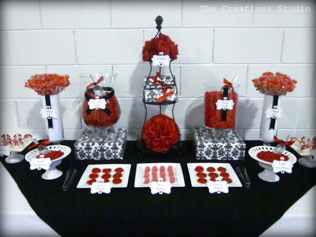 Buffet Ideas For Wedding Reception
