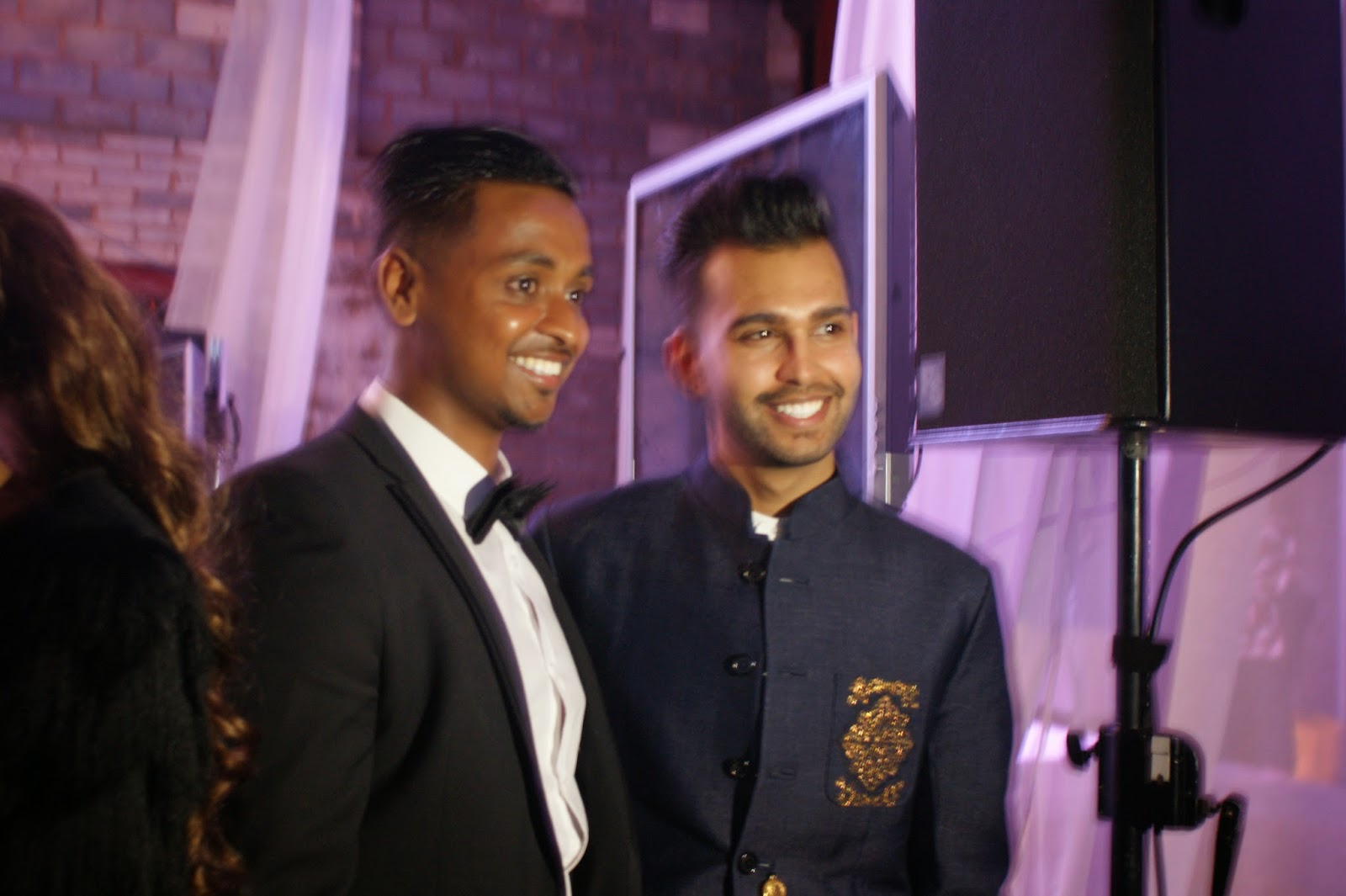 Aamir Naveed Hair School Launch, Aamir Naveed