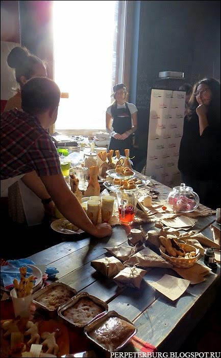 Ресторанный день в Петербурге фото
