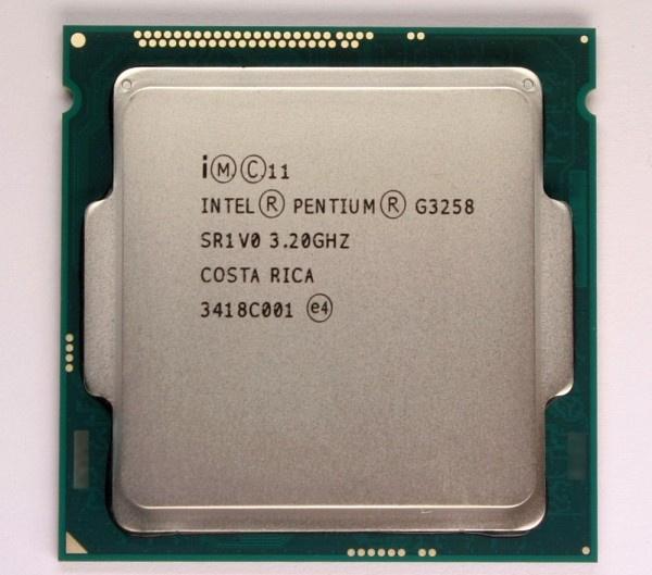 Intel Pentium K Anniversary G3258
