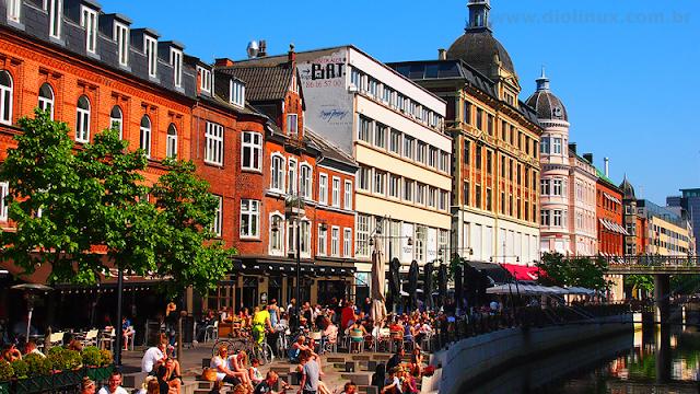 Cidade Dinamarquesa vai aderir ao open source