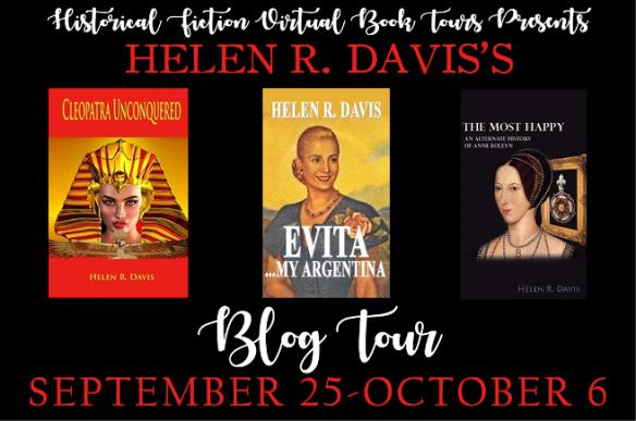 Helen R. Davis Blog Tour