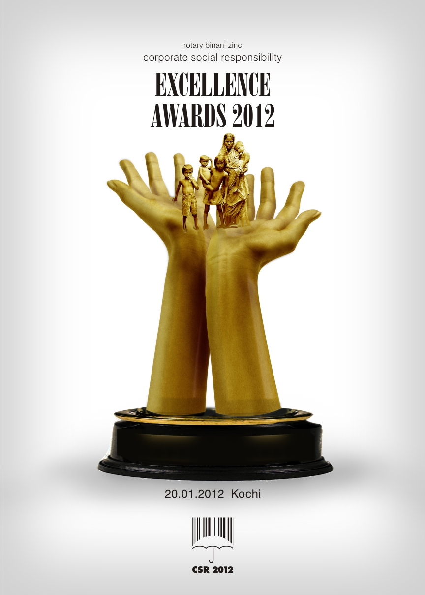 Poster design awards - Poster Design Corporate Social Responsibility Excellence Award 2012