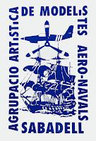Agrupació Artística de Modelistes Aero-Navals de Sabadell.