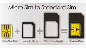 SIM Card Adapter