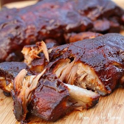 Easy BBQ Ribs Recipe
