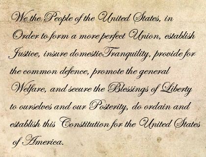 first article of the u s constitution