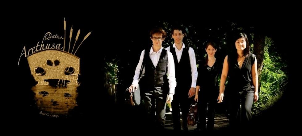 Quatuor Arethusa