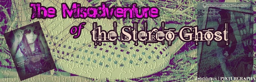 The misadventures of stereo ghost