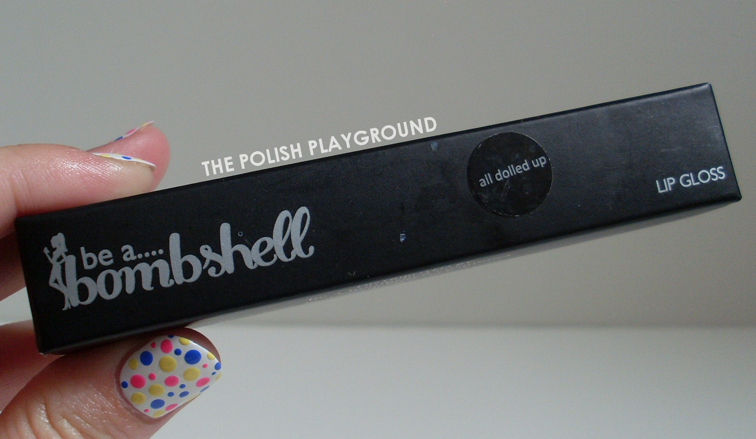 Beauty Box 5 Unboxing and First Impressions - Be A Bombshell Lip Gloss in All Dolled Up