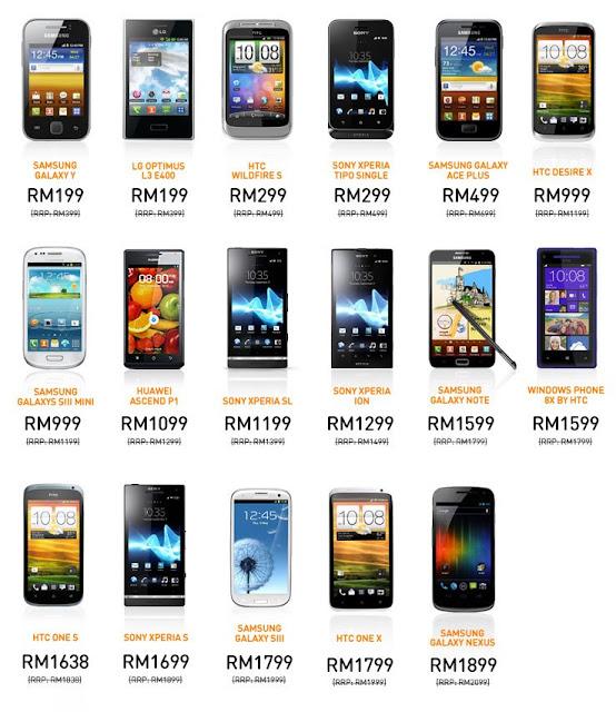 Rebate smartphones RM200 dan cara permohonan ~