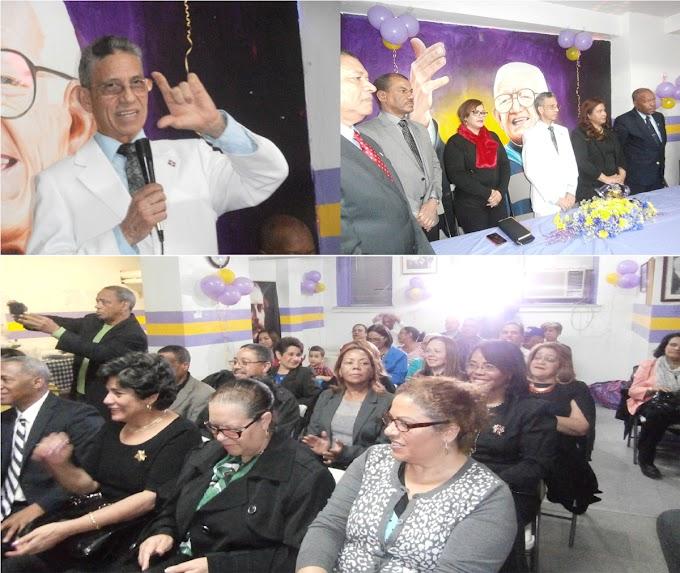 Reverendo y dirigente del PLD compara a Danilo con el Rey David