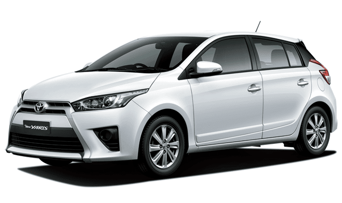 vios, hilux, rush, agya 2015: Warna Mobil Toyota ALL NEW YARIS 2014