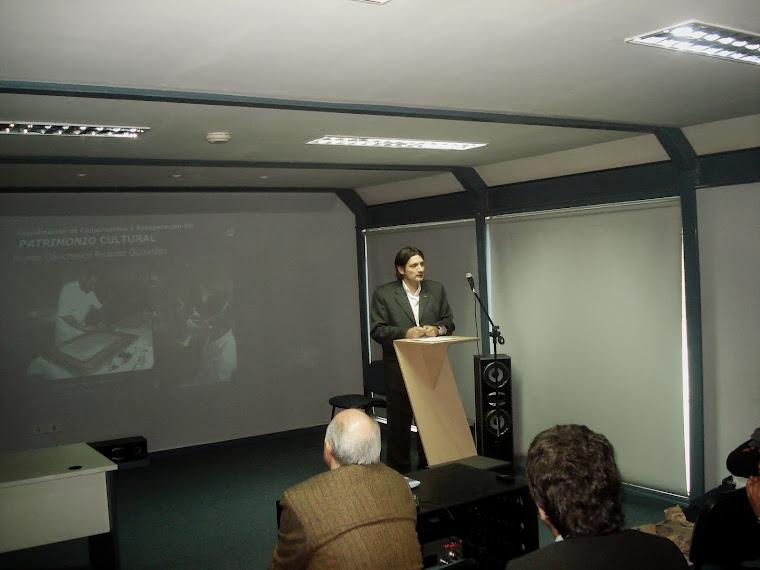Mario Naranjo. Ministerio de Economia.Argentina